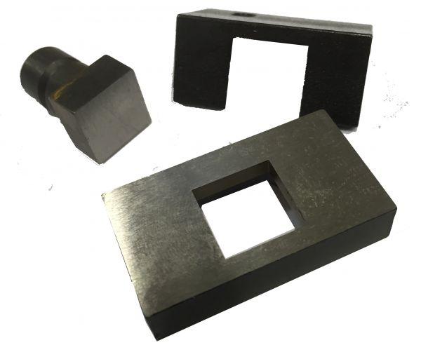 Stanzwerkzeug vierkant
