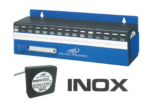 Helios Preisser Fühlerlehrenband INOX rostfrei