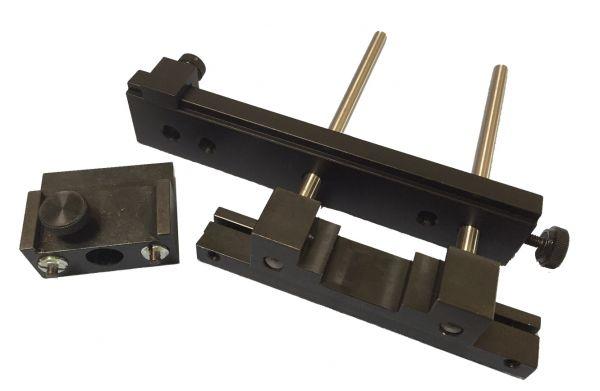 Haltersatz für Stanz- und Ausklinkwerkzeuge