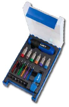 Sloky Togo Kit Torx Plus 6IP-15IP