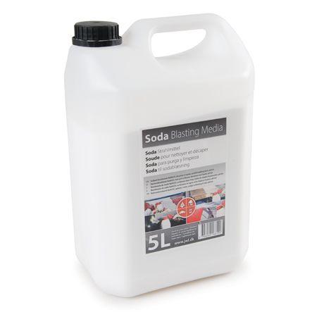 JWL Soda Mineral-Strahlmittel 5 l