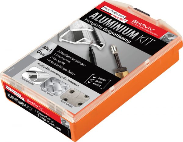 Shaviv Aluminium Kit