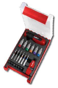 Sloky Togo Kit Torx TX6-TX15