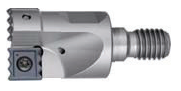 Nine9 NC Helix Drill Einschraubhalter 30-50 mm