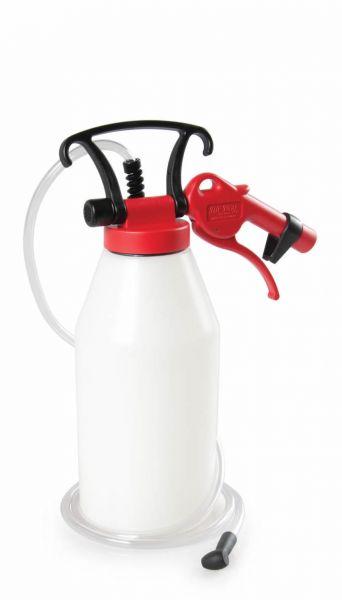 JWL Bremsenentlüfter m. 2,0 Liter Behälter