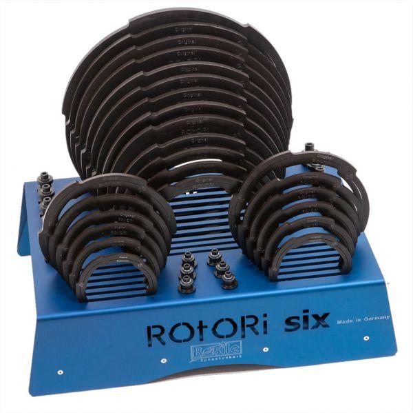 Rotori Six Ausdrehringe