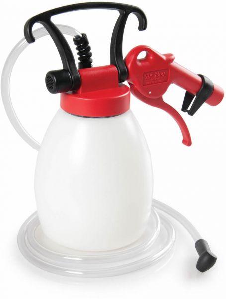 JWL Bremsenentlüfter m. 1,2 Liter Behälter
